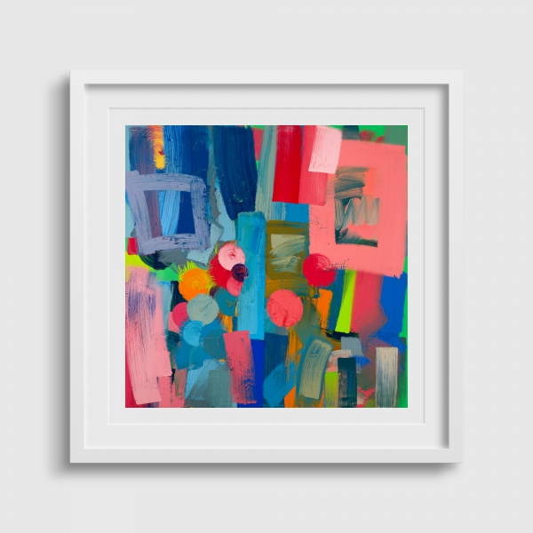 Fasset Square (Limited Edition Print)
